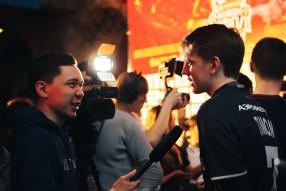 """Эмоции второго дня """"Олимп Кубка РФПЛ по кибер ..."""