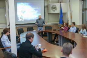 Лекция для студентов ГУУ в РФПЛ