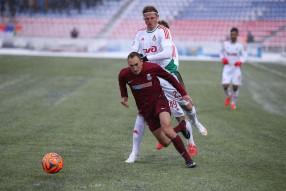 Мордовия 0:0 Локомотив