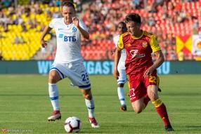 Арсенал 0:0 Динамо