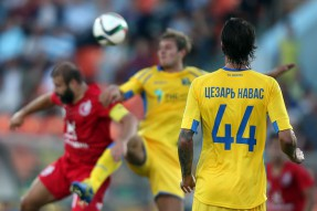 Рубин 0:3 Ростов
