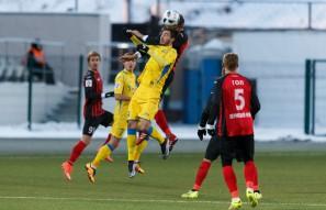 Амкар - Ростов 0:0