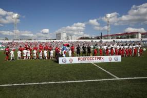 Уфа 0:0 Спартак