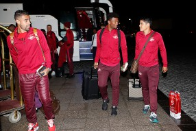 FC Spartak leaves for the first training camp