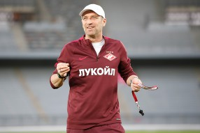 Тренировка ФК Спартак Москва 21.01.2017