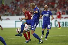 Спартак 1:0 Оренбург