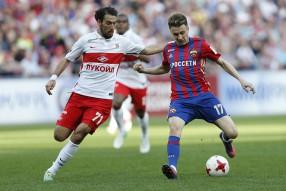 PFC CSKA 1:2 Spartak
