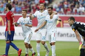 ОЛИМП Суперкубок России ПФК ЦСКА - Зенит 0-1