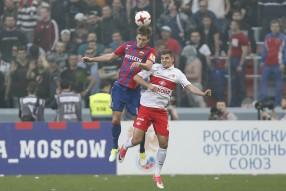 ПФК ЦСКА - Спартак 1-2