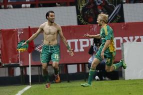 Спартак - Кубань 0:2