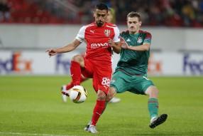 Локомотив - Скендербеу 2-0