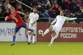 ПФК ЦСКА 1:0 Уфа