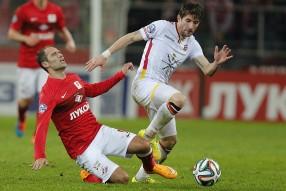 Spartak - Arsenal - 2:0
