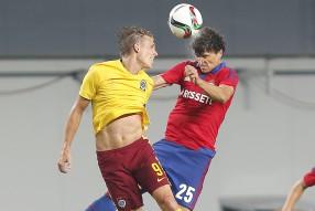 ЦСКА - Спарта 2-2