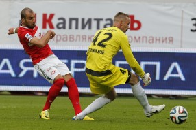 Спартак - Амкар 1-0