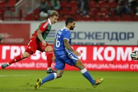 Локомотив - Аполлон 1-4
