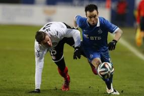 Динамо - Амкар 5-0