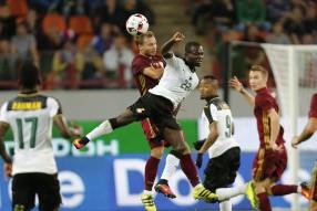 Россия - Гана 1-0