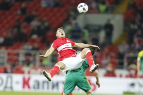 Спартак - Кубань 2-2