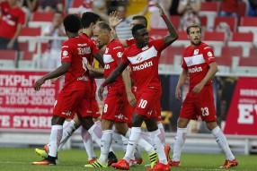 Спартак 4:0 Арсенал