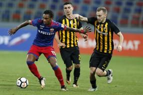 ЦСКА - АЕК 1-0