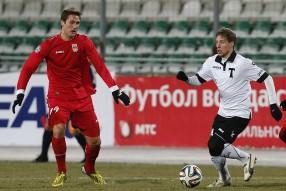 Торпедо - Уфа 2-2
