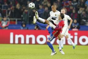ЦСКА - Монако 1-1
