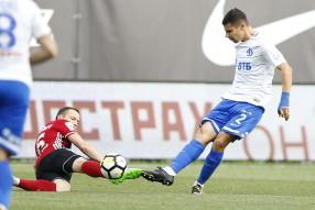 Динамо - Амкар 3-0