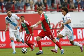 Локомотив 0:1 Зенит