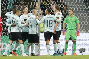 Россия - Бельгия 3-3