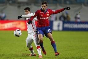 ПФК ЦСКА - Спартак 1-0
