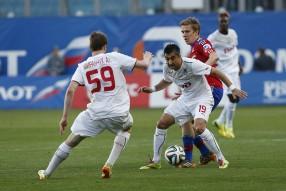 ЦСКА - Локомотив 1:0