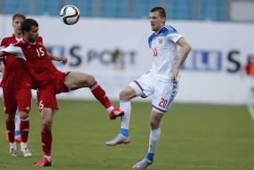 Россия - Беларусь 4-2 Товарищеская Игра и пресс ко ...