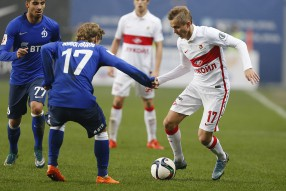 Динамо - Спартак 2-3