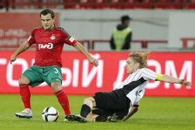 Локомотив 3:0 Амкар