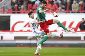 Локомотив - Оренбург 4-0