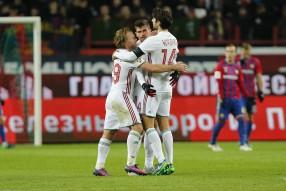 Локомотив 1:0 ПФК ЦСКА
