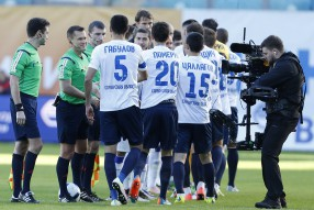 Динамо 0:1 Крылья Советов
