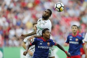 ПФК ЦСКА 1:2 Рубин