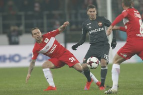 Спартак - ПФК ЦСКА 3-1