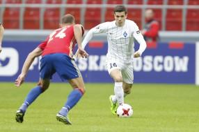 ПФК ЦСКА 2:1 Крылья.Советов