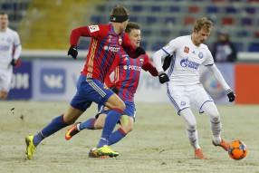 ПФК ЦСКА 2:0 Оренбург