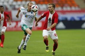 Локомотив - Томь 2-2