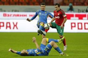 Локомотив - Ростов 0-2