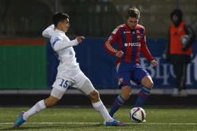 ЦСКА - Крылья Советов 1-0