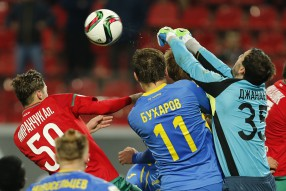 Локомотив 0:2 Ростов