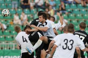 Краснодар - Силламяэ Калев 5-0