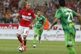 Спартак - Рубин 1-0