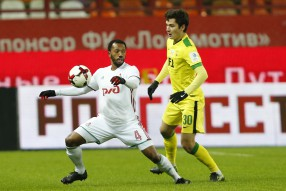 Локомотив 4:0 Анжи