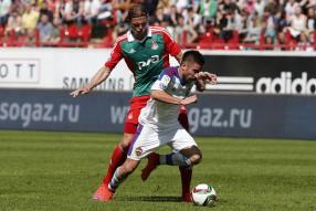 Локомотив 1:3 ПФК ЦСКА